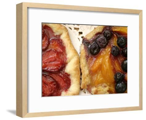 Fruit Tarts-Katano Nicole-Framed Art Print