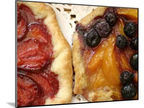Fruit Tarts-Katano Nicole-Mounted Photo