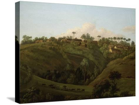 Guadeloupe, West Indies, Late 18th Century-Jenny Prinssay-Stretched Canvas Print