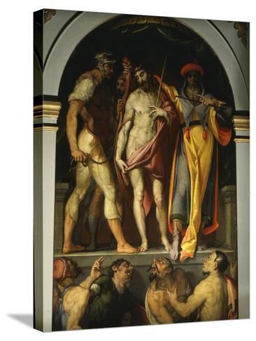 Ecce Homo, C. 1575-Bartolomeo Passarotti-Stretched Canvas Print