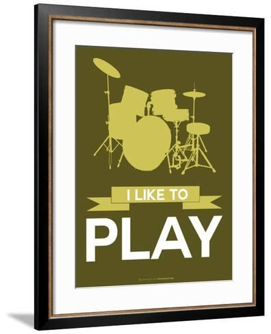 I Like to Play 5-NaxArt-Framed Art Print