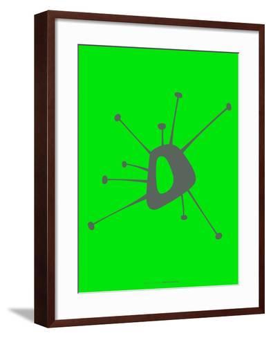 Funny Shape Laps 1-NaxArt-Framed Art Print