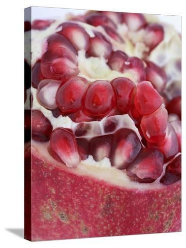Half a Pomegranate-Frank Tschakert-Stretched Canvas Print