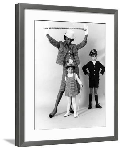 Josephine Premice-G. Marshall Wilson-Framed Art Print