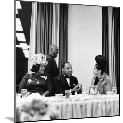 Martin Luther King Jr.-Isaac Sutton-Mounted Photographic Print