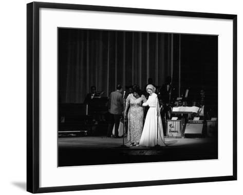 Mahalia Jackson-Norman Hunter-Framed Art Print