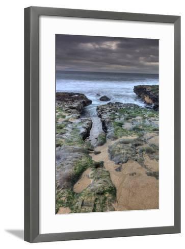Seascape Layers-Vincent James-Framed Art Print