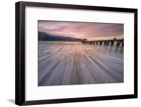 Hanalei Experience, Kauai-Vincent James-Framed Art Print