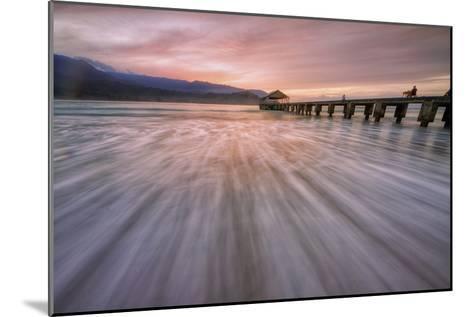Hanalei Experience, Kauai-Vincent James-Mounted Photographic Print