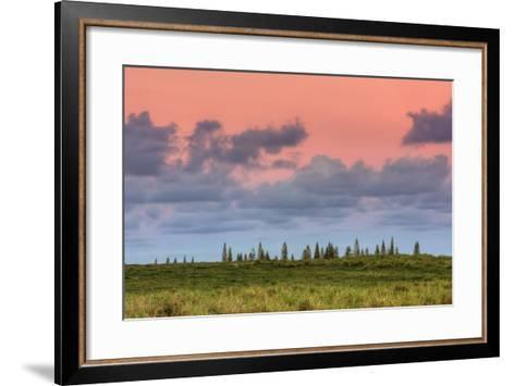 Hana Landscape, Maui-Vincent James-Framed Art Print
