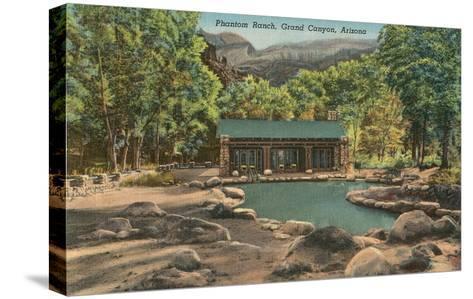 Phantom Ranch, Grand Canyon, Arizona--Stretched Canvas Print