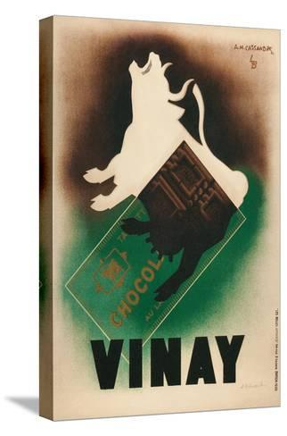Poster for Vinay Chocolate--Stretched Canvas Print