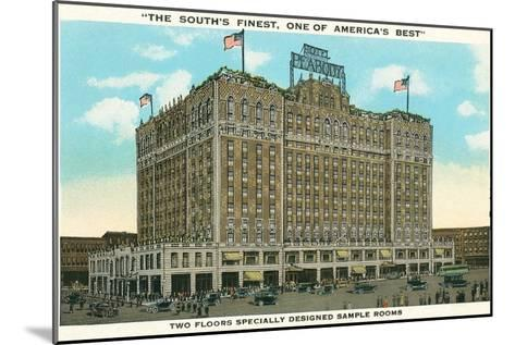 Peabody Hotel, Memphis--Mounted Art Print