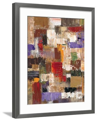 All That Jazz 1-Marc Taylor-Framed Art Print