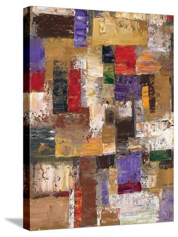 All That Jazz 2-Marc Taylor-Stretched Canvas Print