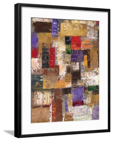 All That Jazz 2-Marc Taylor-Framed Art Print