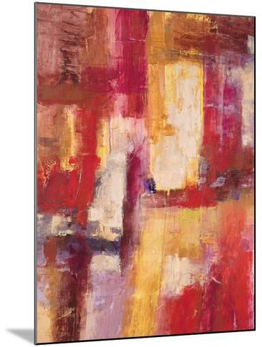 Sorbet and Berries 1-Sarah Abbott-Mounted Art Print
