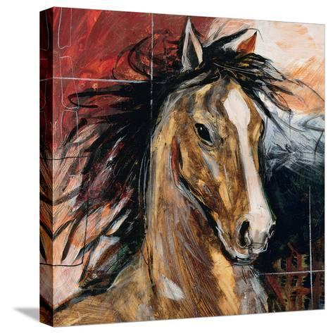 Power at Rest-Madelaine Morris-Stretched Canvas Print