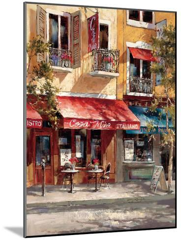 Casa Mia Italiano-Brent Heighton-Mounted Art Print