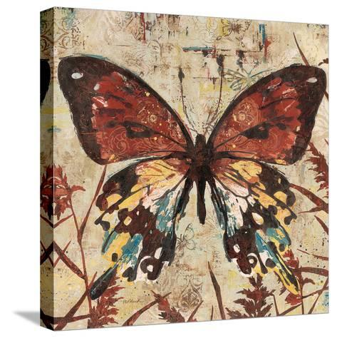 Butterfly Beauty 2-Melissa Pluch-Stretched Canvas Print