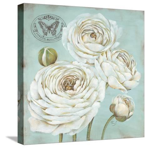 Ranunculus Stamp-Stefania Ferri-Stretched Canvas Print
