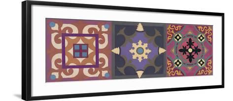 Global Triptych 2-Hope Smith-Framed Art Print