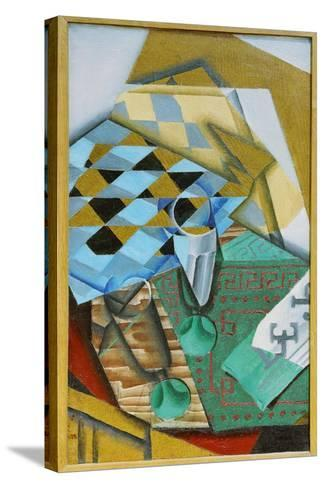 The Chess Board, 1914-Juan Gris-Stretched Canvas Print