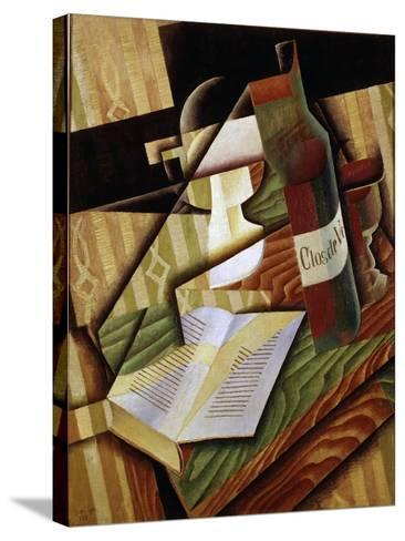 Le Livre (The Book), 1915-Juan Gris-Stretched Canvas Print