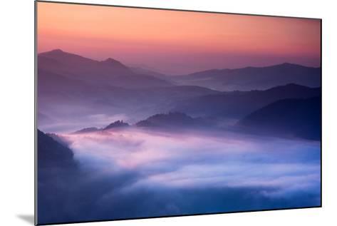 Sunrise-Marcin Sobas-Mounted Photographic Print