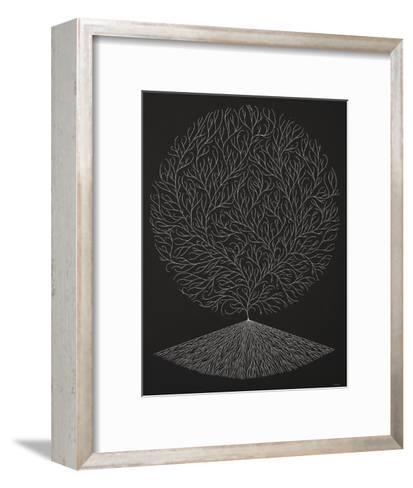 Growing-Mark Warren Jacques-Framed Art Print