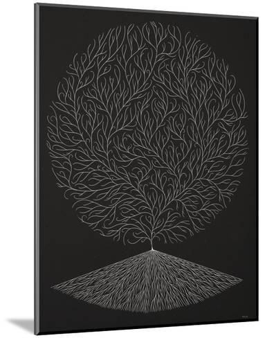 Growing-Mark Warren Jacques-Mounted Premium Giclee Print