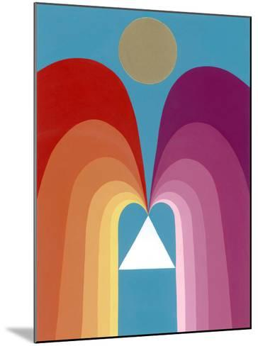Sun's Sound-Mark Warren Jacques-Mounted Premium Giclee Print