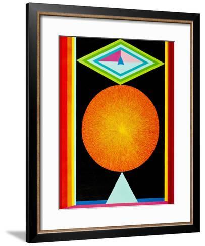 When One Door Opens-Mark Warren Jacques-Framed Art Print