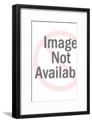 Everyday hero-Pop Ink - CSA Images-Framed Art Print