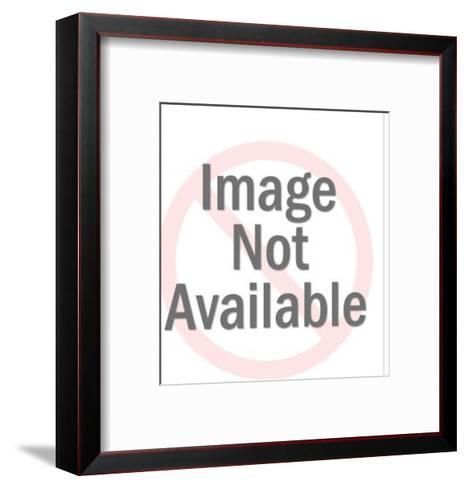 Man Carrying Woman-Pop Ink - CSA Images-Framed Art Print