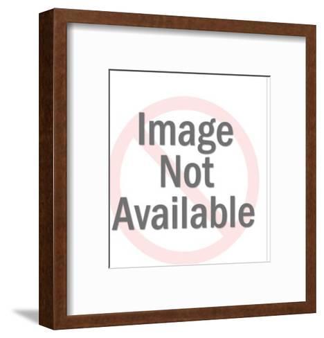 Two Businessmen-Pop Ink - CSA Images-Framed Art Print