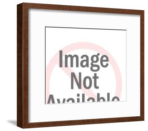 Global News-Pop Ink - CSA Images-Framed Art Print