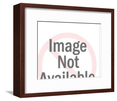 Businessman Leveraging-Pop Ink - CSA Images-Framed Art Print