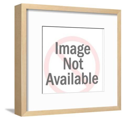 Four Men-Pop Ink - CSA Images-Framed Art Print