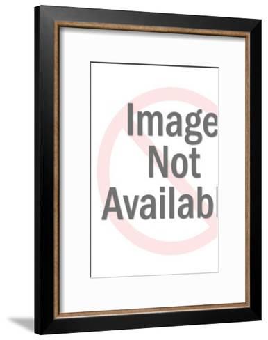 Gorilla-Pop Ink - CSA Images-Framed Art Print