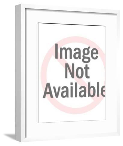 Money and Deposit Slip-Pop Ink - CSA Images-Framed Art Print