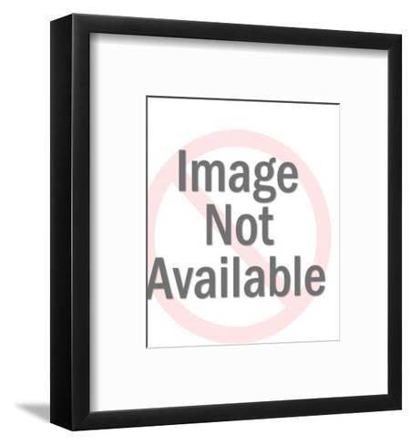 Man Holding Gun to His Head-Pop Ink - CSA Images-Framed Art Print