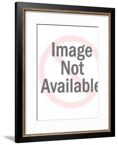 Zombie Woman-Pop Ink - CSA Images-Framed Art Print
