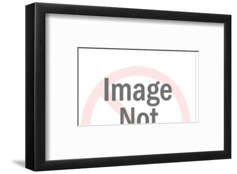 Lake scene-Pop Ink - CSA Images-Framed Art Print