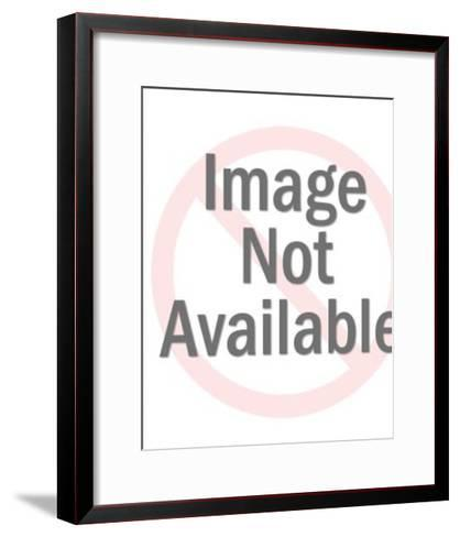 Kittens in a box-Pop Ink - CSA Images-Framed Art Print