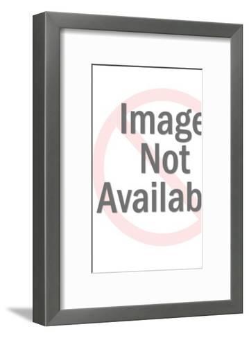 Couple shopping-Pop Ink - CSA Images-Framed Art Print