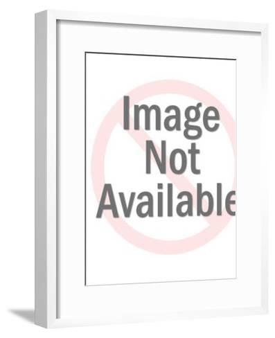 Laborers-Pop Ink - CSA Images-Framed Art Print