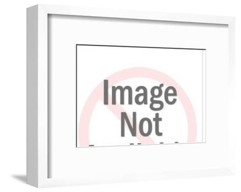 Sailing ship-Pop Ink - CSA Images-Framed Art Print