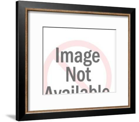 First aid-Pop Ink - CSA Images-Framed Art Print