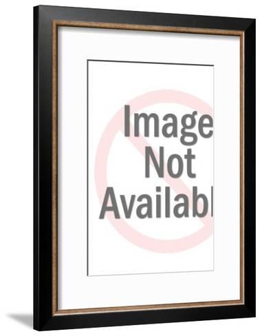 Older woman-Pop Ink - CSA Images-Framed Art Print